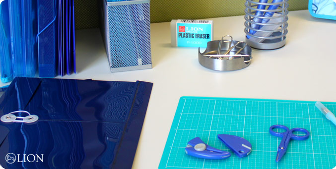 BLUE OFFICE PRODUCTS