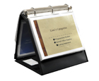 INSTA-COVER® Ring Binder Easel, 1-1/2 Inch Ring