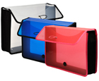 EXPAND-N-FILE™ Poly Expanding Wallet, Letter (9-1/2