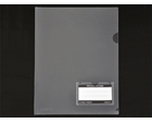 Clear Project Folders with Index Pocket, 10ea/pack