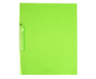 CLEAR-LINE™ Swing Lock Report Cover, Transparent Green