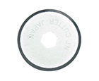 18mm Rotary Blades for Fabric Circle Cutter, 2-pack