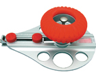 Aluminum Die-Cast Body Heavy-Duty Circle Cutter, 1-3/16