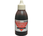 Fast Drying Industrial Ink, Red<br />(also for Rubber Faced Wheel Numbering Machine MM-21)