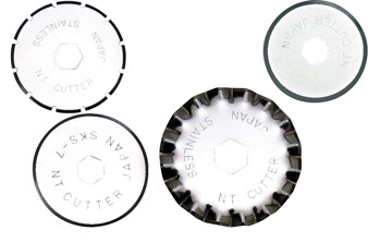 Other Home Arts & Crafts Nt Cutter Bc-400p Blades 10 Pieces Heavy Duty Circle Cutters New Japan Crafts