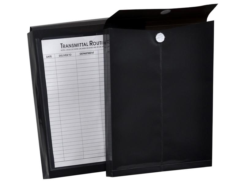 Opaque Plastic Inter-office Envelopes, 10 x 15 Envelopes
