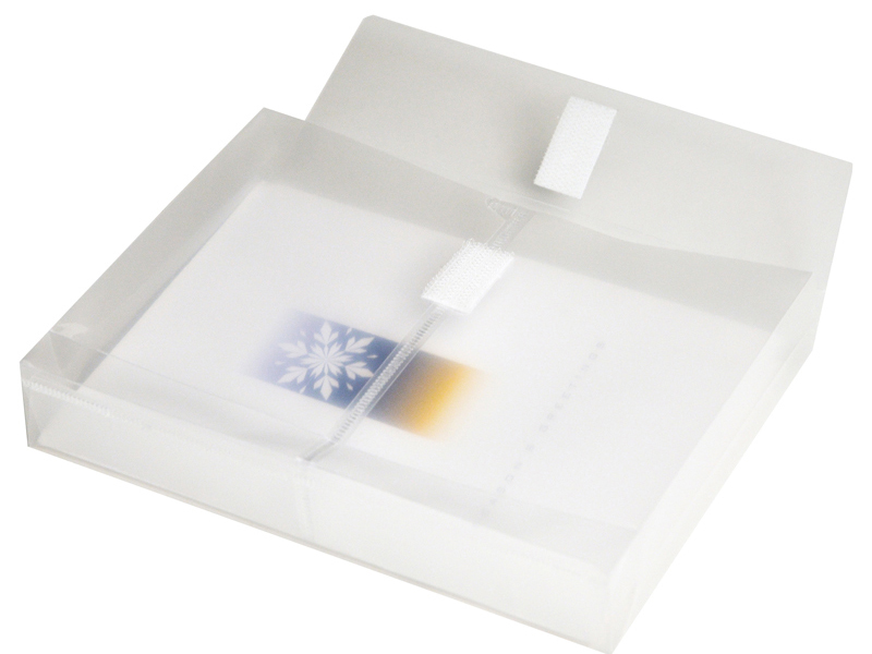 Clear small plastic envelope with velcro 5 x 7 envelope m4hsunfo