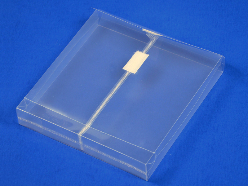 Clear small plastic envelope with velcro 6 x 6 envelope m4hsunfo