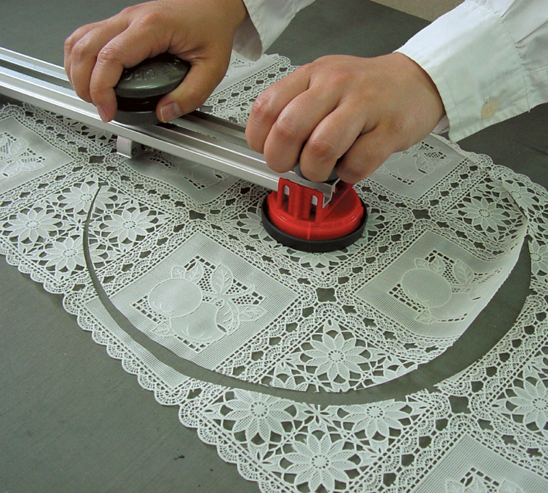 Large Fabric Circle Cutter 7 7 8 39 3 8 Diameter