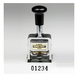 Standard-Duty 5-digit Automatic Numbering Machine