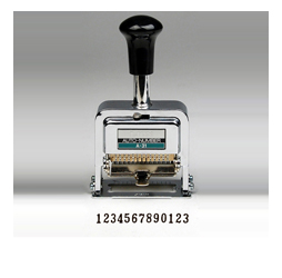 Heavy-Duty 13-digit Automatic Numbering Machine