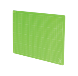 Colorful Translucent Cutting Mat, 9 X 12, Translucent Green